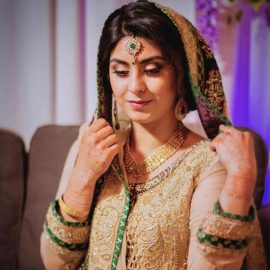 Pakistani brides dresses